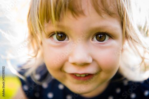 Fotografia, Obraz Curious child