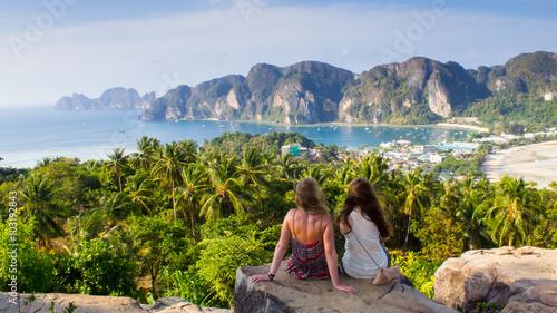 фотография Koh Phi Phi Aussichtspunkt