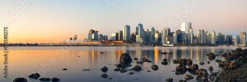 Fototapeta premium Centrum Vancouver