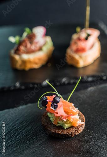 Photo spanish appetizer