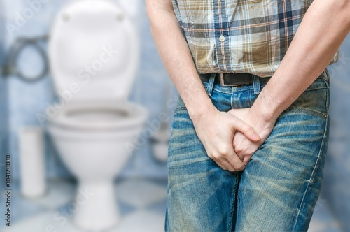 Photo Incontinence concept
