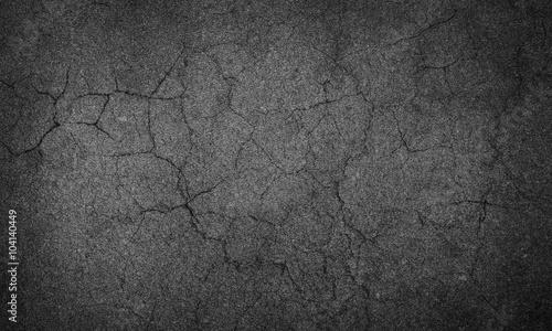 Foto asphalt crack