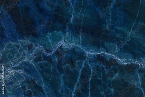 niebieski ciemny marmur tekstura tło