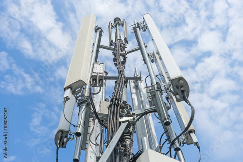 Cuadros en Lienzo mobile phone communication repeater antenna