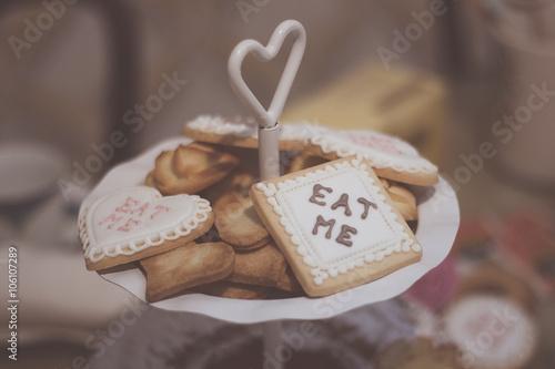 Wallpaper Mural cakes, cookies, pastry, bakery