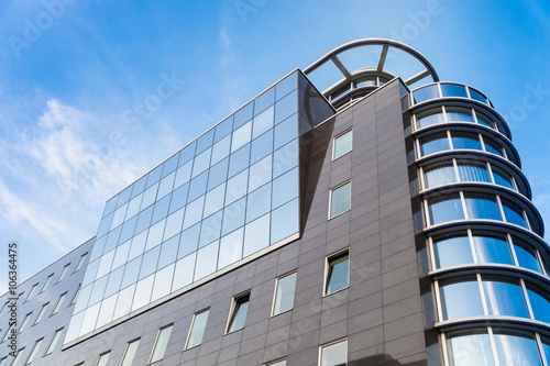 Obraz na płótnie Bürogebäude - Berlin - Deutschland