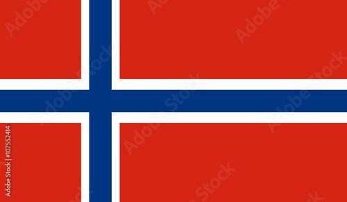 Photo Norway Flag