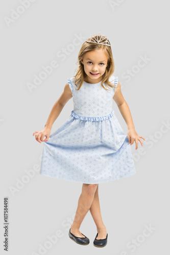 Stampa su Tela Cute little princess