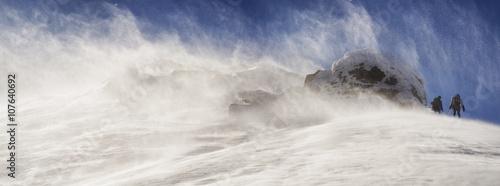 Slika na platnu Hurricane on top