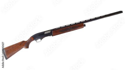 Obraz na plátně Semi auto shotgun