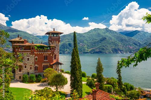 Fotografie, Obraz Lake Como, Italy, Europe