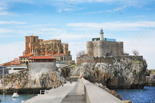 Castro Urdiales Cantabria Spain