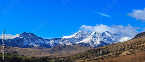 Photo Snowdonia national park,