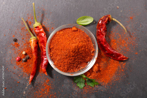 Fotografija paprika,hot pepper