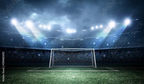 Fototapeta premium stadion