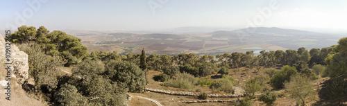 Fényképezés Foto panoramica monte tabor