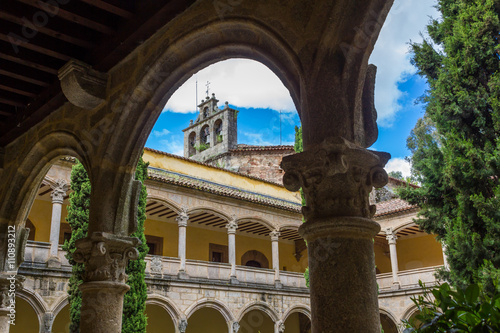 Photo Monastery of Yuste, Extremadura, Spain