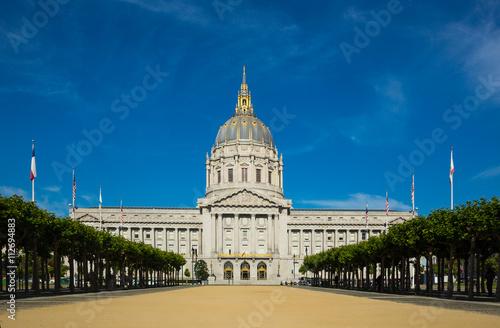 Fotografia San Francisco city hall
