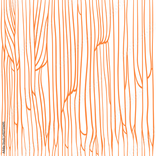 seamless abstract pattern. pattern similar to the bark of a tree or water waves or hair. suitable for coloring book