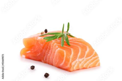 Stampa su Tela saumon