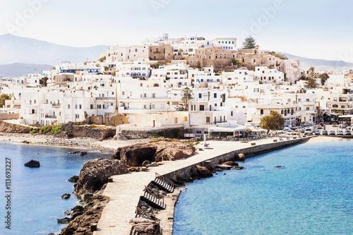 Naxos island, Cyclades, Greece фототапет