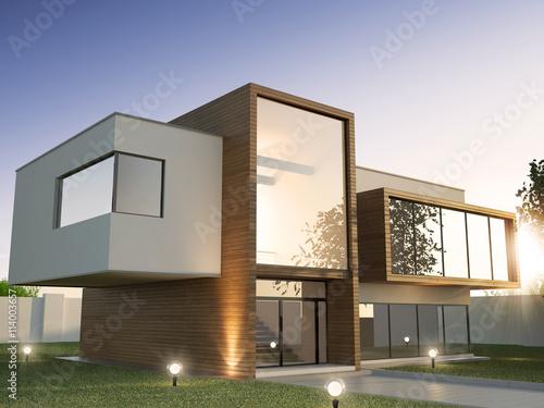 Valokuva Modern House
