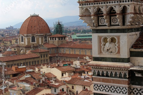 Fototapeta premium Florencja pod innym kątem
