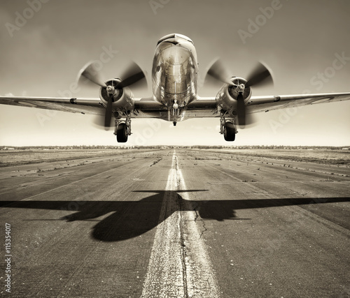 Photographie take off