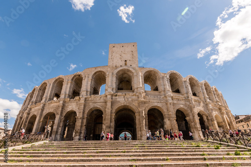 Canvas Print Amphitheater in Arles