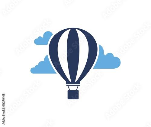 Photo Air balloon logo