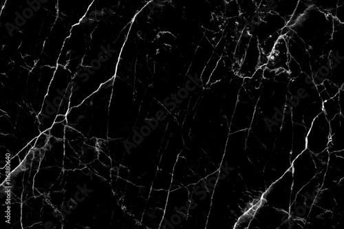 Czarny marmur tekstura tło, streszczenie tekstura płytki podłogowe i wzór