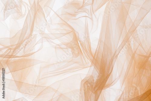 Canvas Print Soft chiffon fabric texture background