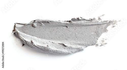 Fotografia natural clay mask