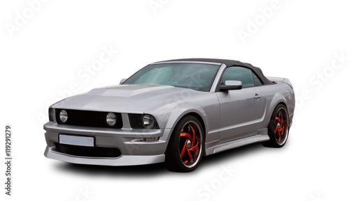 фотография American Muscle Car