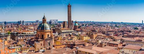 Fotografie, Obraz cityscape of Bologna