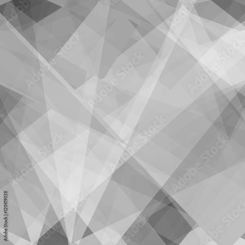 Naklejka premium Lowpoly Modny tło z copyspace. Ilustracji wektorowych. Używane warstwy krycia