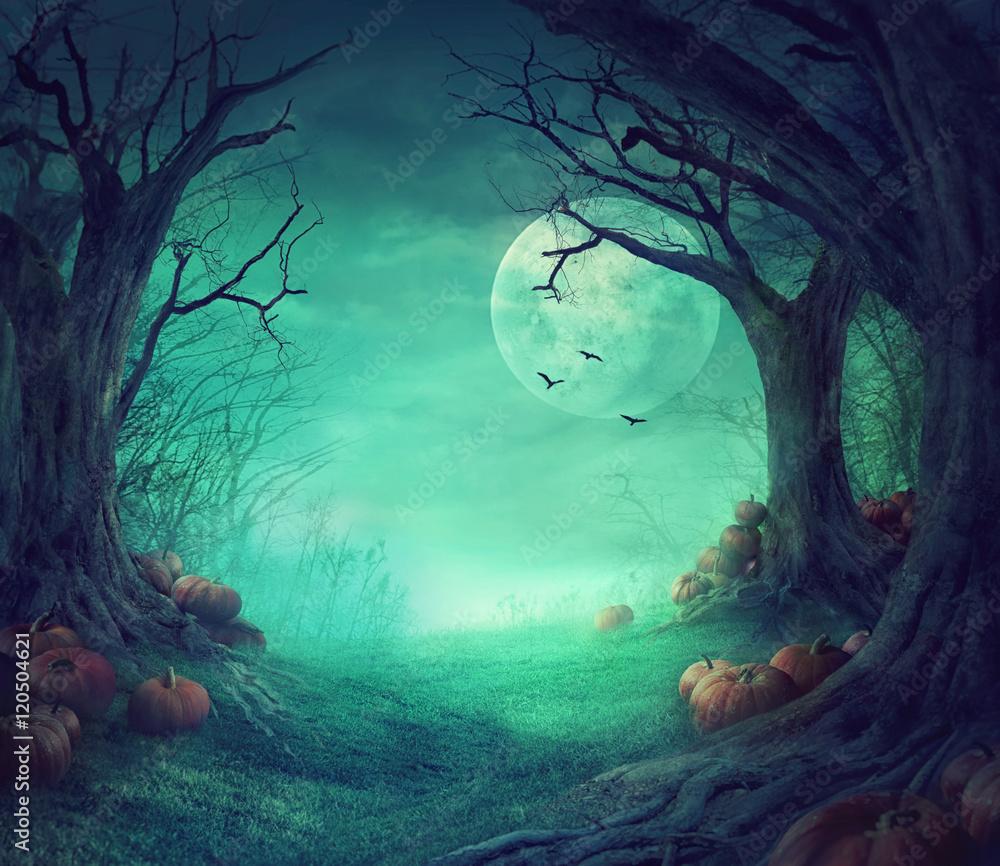 Projekt Halloween <span>plik: #120504621 | autor: mythja</span>