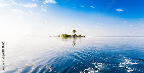 Fotografie, Obraz Maldives,  tropical sea background 3!