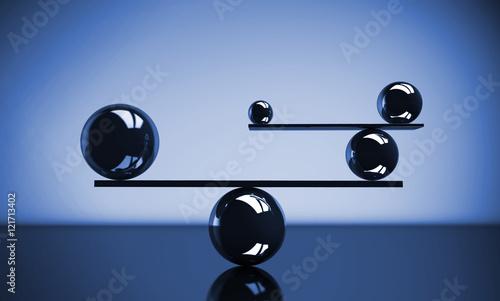Fotografija Balance Concept