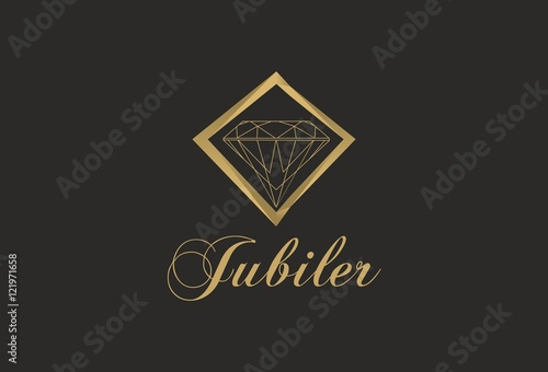 Company (Business) Logo Design, Vector,  jeweler