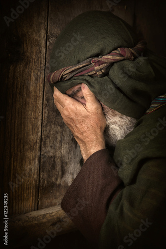 Fotografija Apostle Peter in shame and repentance