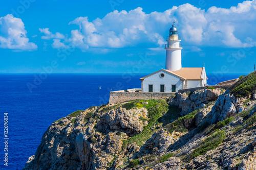 Lighthouse close to Cala Rajada, Majorca