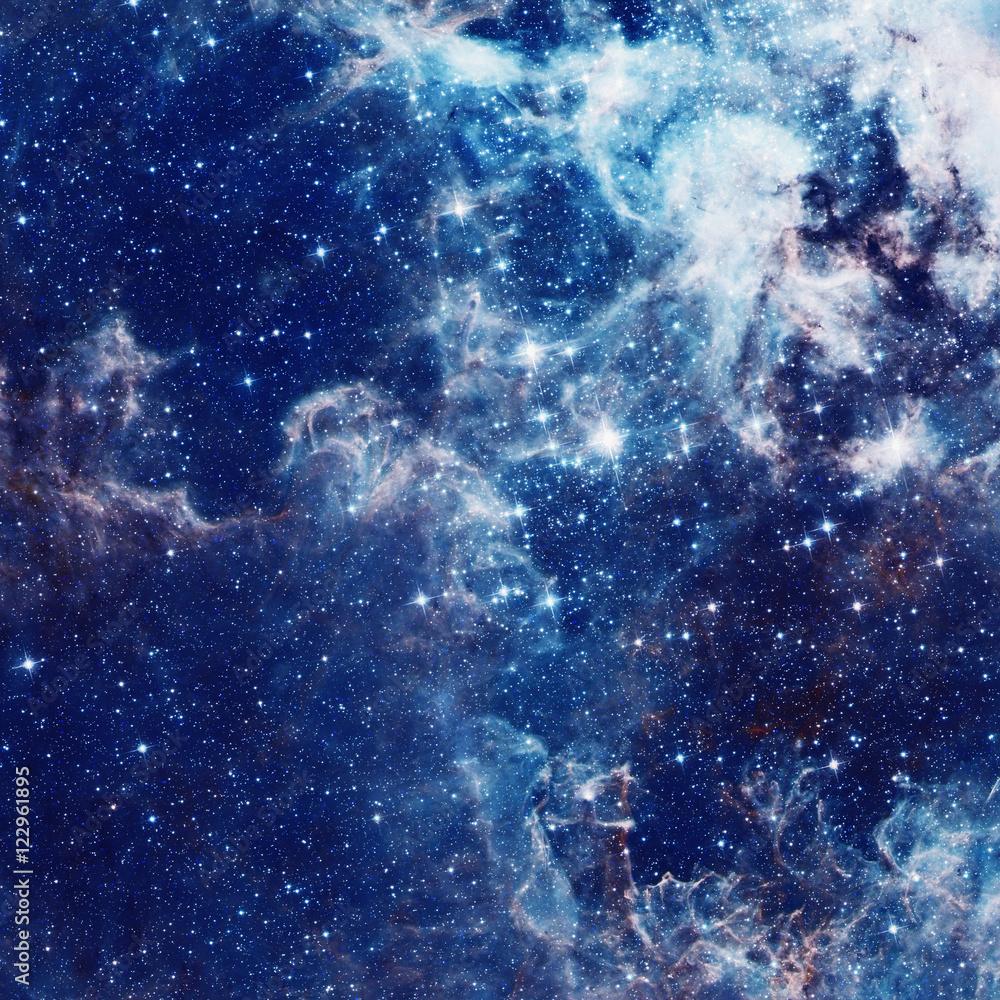Galaxy ilustracja, tło z gwiazdami, mgławica, chmury kosmosu <span>plik: #122961895 | autor: kirasolly</span>