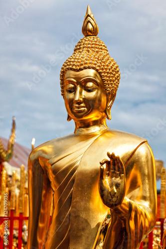 Εκτύπωση καμβά Buddha statue, Thailand