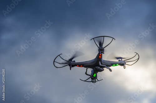 DRON VEHICULO AEREO NO TRIPULADO