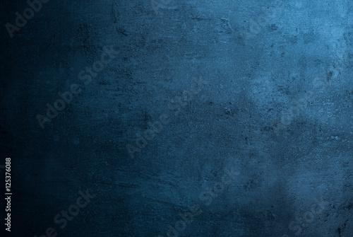Naklejka premium Pusta ciemna betonowa tekstura powierzchni