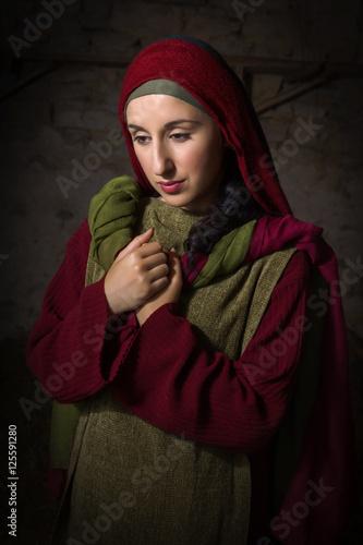 Photo Portrait of Mary of Magdalene