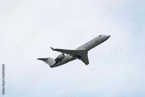 Tablou Canvas Bombardier CRJ-200ER