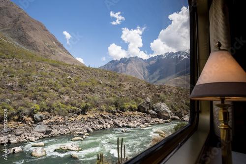 Wallpaper Mural Hiram Bingham Orient Express