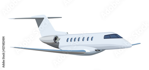 Fotografia Jet airplane